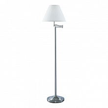 Торшер Arte Lamp CALIFORNIA A2872PN-1SS